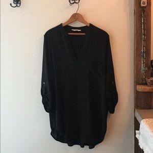 Chic Black Shirt from Nordstrom